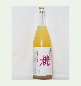 鳳凰美田 完熟桃酒 1.8L