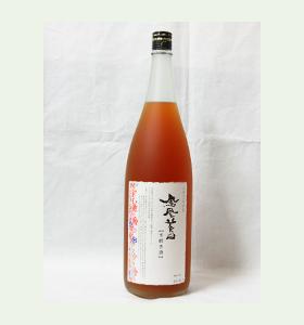 鳳凰美田 芳醇あんず酒 1.8L