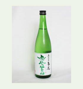 鳳凰美田 緑判 亀の尾 720ml
