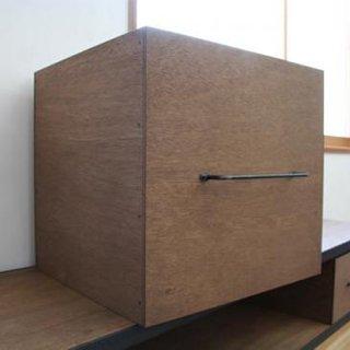 【オーダー品】KUROGANE SHELF BOX(Sサイズ)