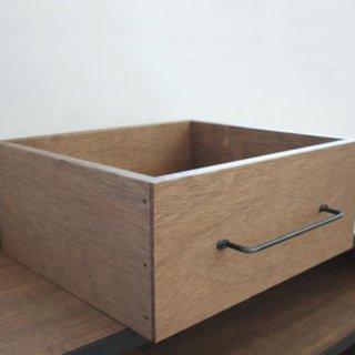 【オーダー品】KUROGANE SHELF BOX(くろがねシェルフBOX) Mサイズ