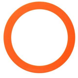 ミスターババッシュ リバーシブルリング ホワイト/オレンジ
