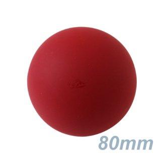ミスターババッシュ ステージボール ピーチ80mm レッド