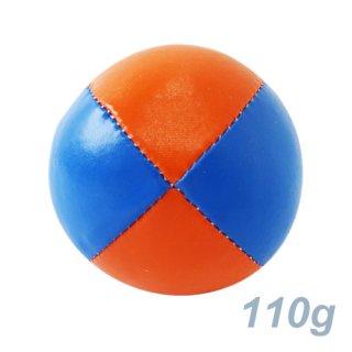 ミスターババッシュ ビーンバッグ ハンディ110g オレンジ/ブルー
