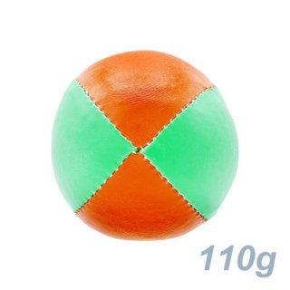 ミスターババッシュ ビーンバッグ ハンディ110g オレンジ/グリーン