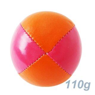 ミスターババッシュ ビーンバッグ ハンディ110g オレンジ/ピンク