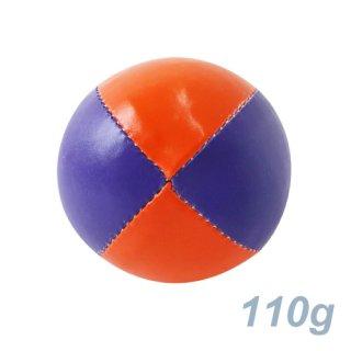ミスターババッシュ ビーンバッグ ハンディ110g オレンジ/パープル