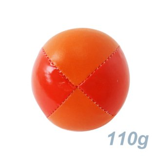 ミスターババッシュ ビーンバッグ ハンディ110g オレンジ/レッド