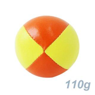 ミスターババッシュビーンバッグ ハンディ110g オレンジ/イエロー