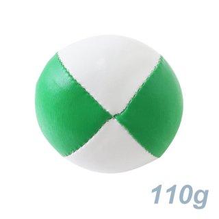 ミスターババッシュ ビーンバッグ ハンディ110g ホワイト/グリーン