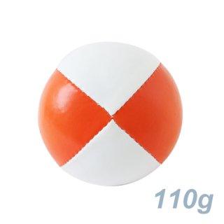 ミスターババッシュ ビーンバッグ ハンディ110g ホワイト/オレンジ