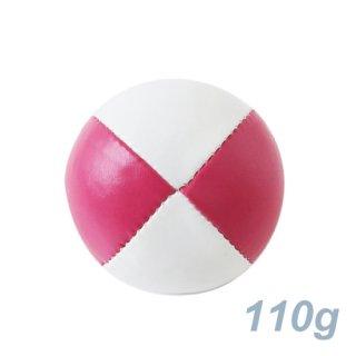 ミスターババッシュ ビーンバッグ ハンディ110g ホワイト/ピンク
