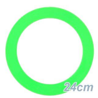 ミスターババッシュ ジャグリングリング スモール24cm グリーン