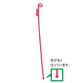 21�風船プラ棒 赤