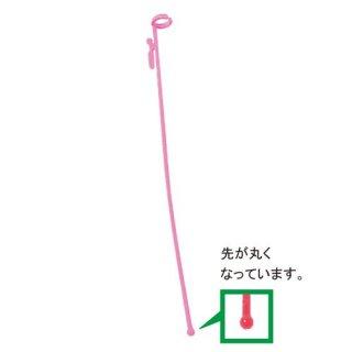 21�風船プラ棒 ピンク