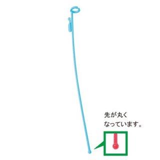 21�風船プラ棒 水色