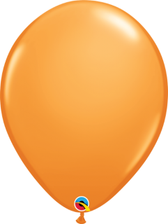 ラウンド 16インチ オレンジ