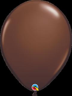 ラウンド 16インチ チョコレートブラウン
