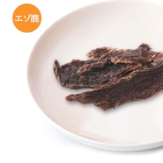 エゾシカ干し肉 30g