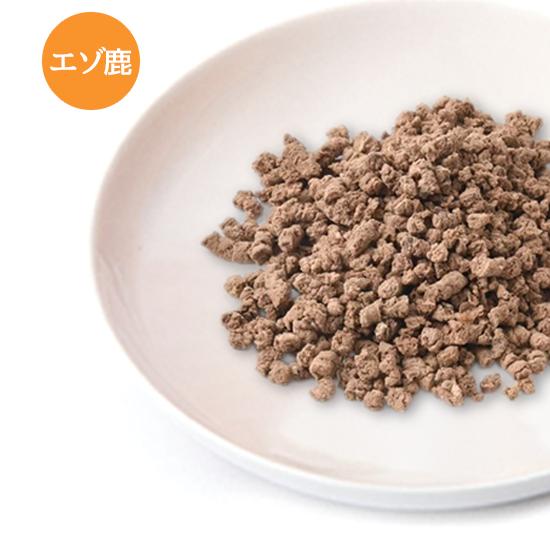 エゾジカ肉のあらびきフレーク 30g