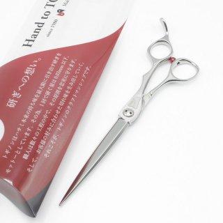 【美品】刃物屋トギノン スパーブII仕上げ カットシザー 6.5インチ ハマグリ刃 オフセットハンドル トギノン
