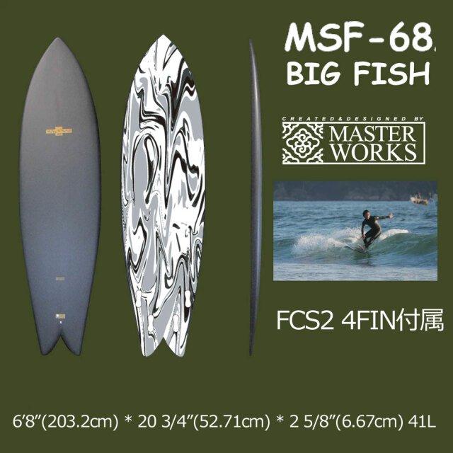 WATER RAMPAGE/ BIG FISH