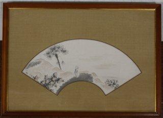 酒井三良「伊豆の春」 日本画