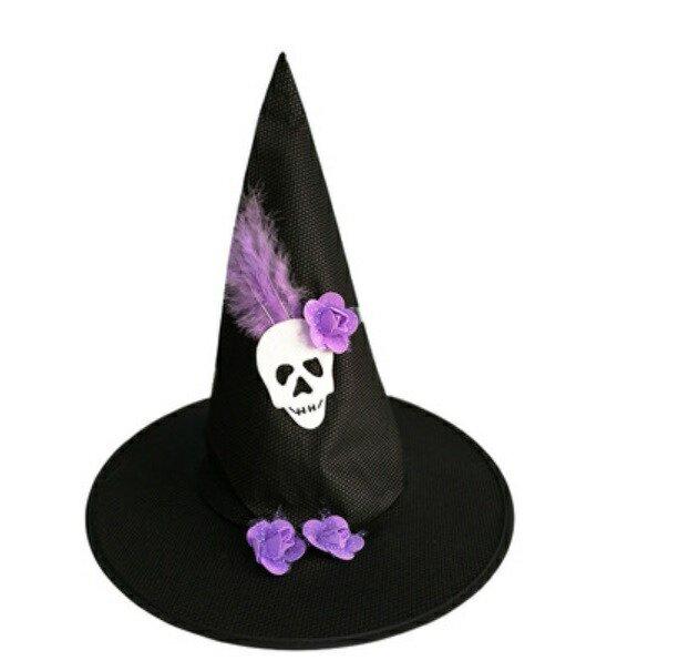 ハロウィン コスプレ 仮装 魔女 コスチューム ハット 大人 男女着用 ハロウィーン特別販売 巫女帽子