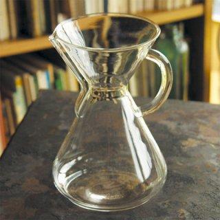 ケメックスのコーヒーメーカー ガラス取手型 (10カップ用)