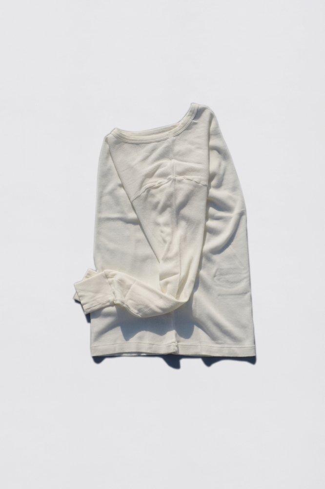 cotton wool Rib tee