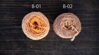 ラトビアの毛糸・単品・B