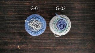 ラトビアの毛糸・単品・G