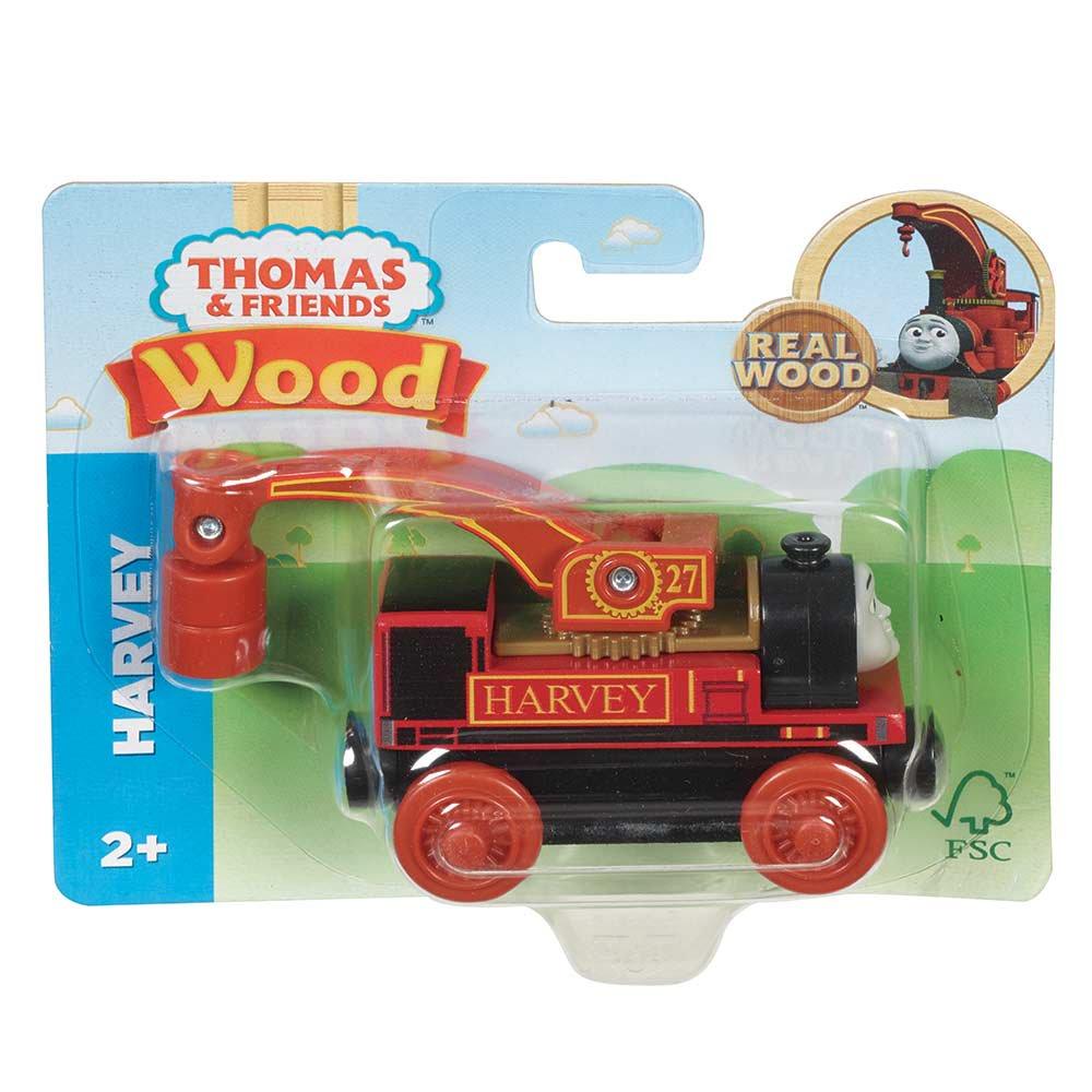 ピングー ハーヴィー 《木製レールシリーズ》 GGG32 TO
