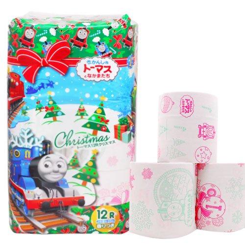 トイレットペーパー クリスマス(12ロール入り)th0348 TO