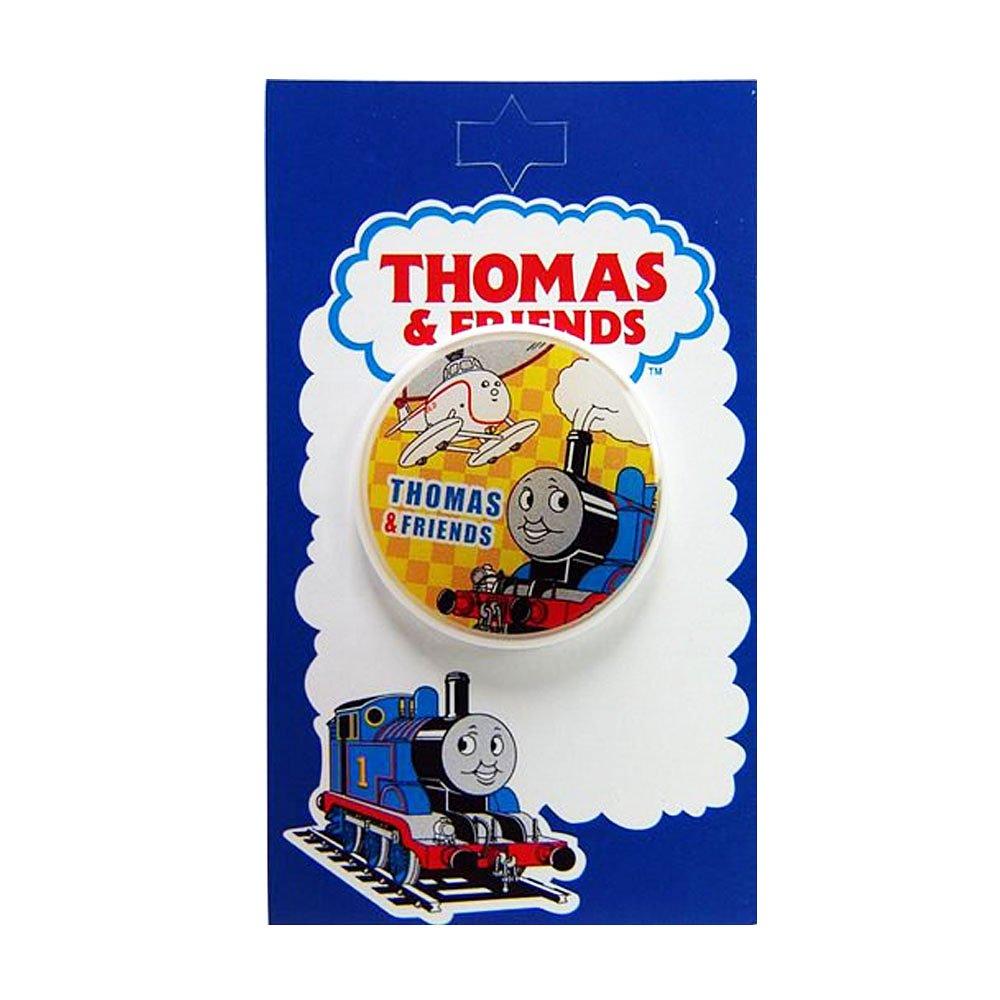 TH011 丸ボタン(トーマス/ハロルド) TO グッズ