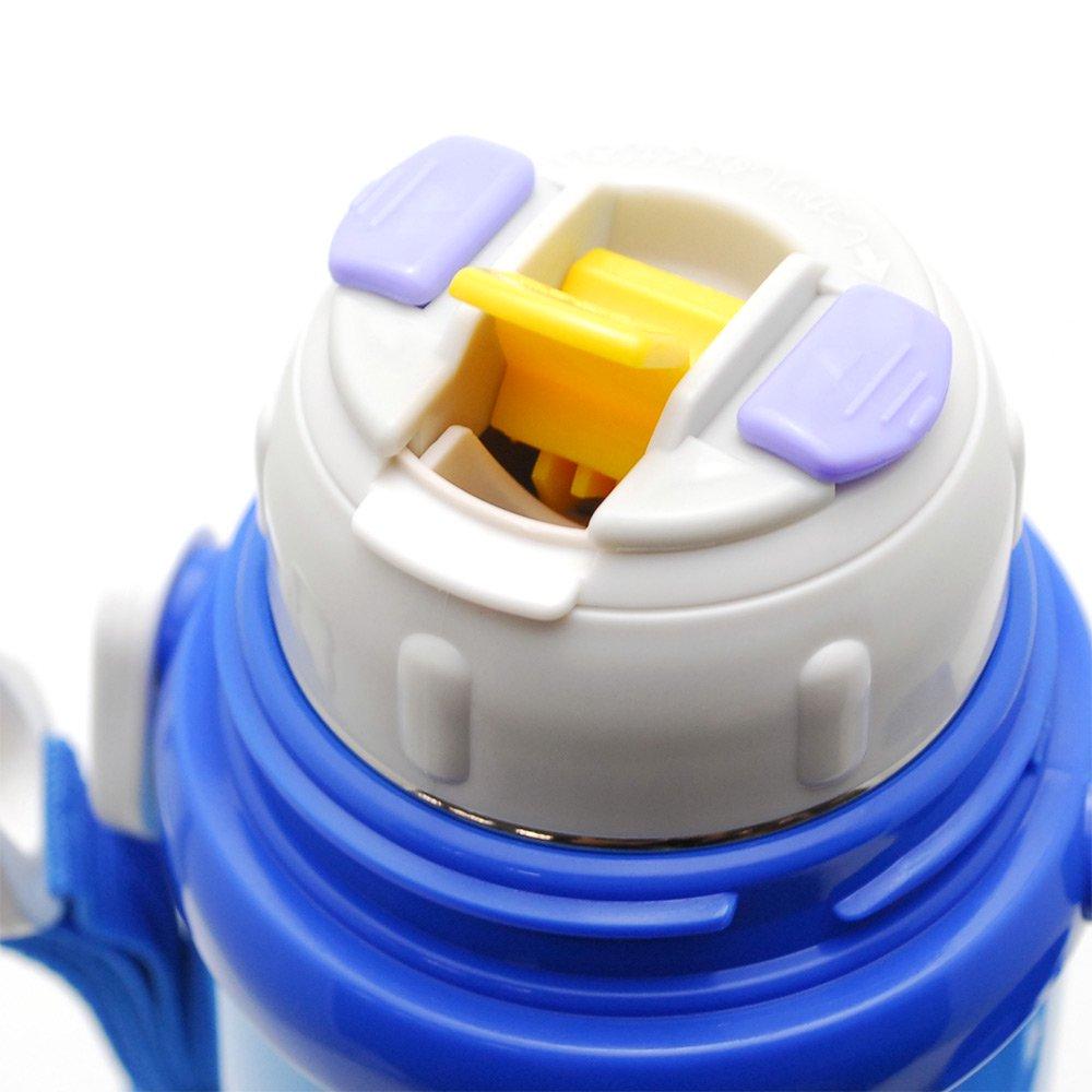 ピングー 【生産終了品】ステンレスボトル(コップ付) SB-580C TO
