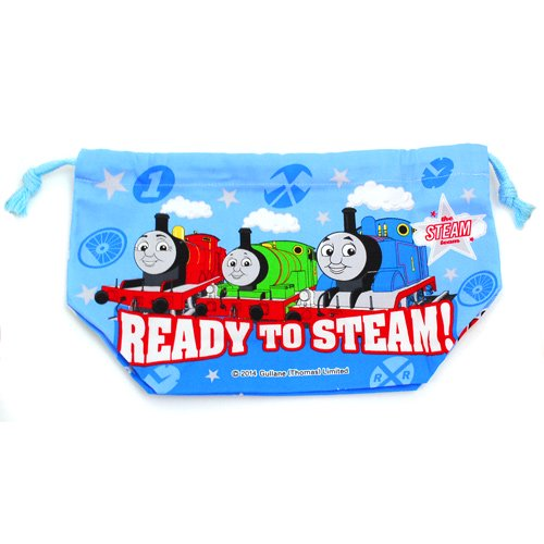 巾着弁当袋 (READY TO STEAM!) KB-1 TO
