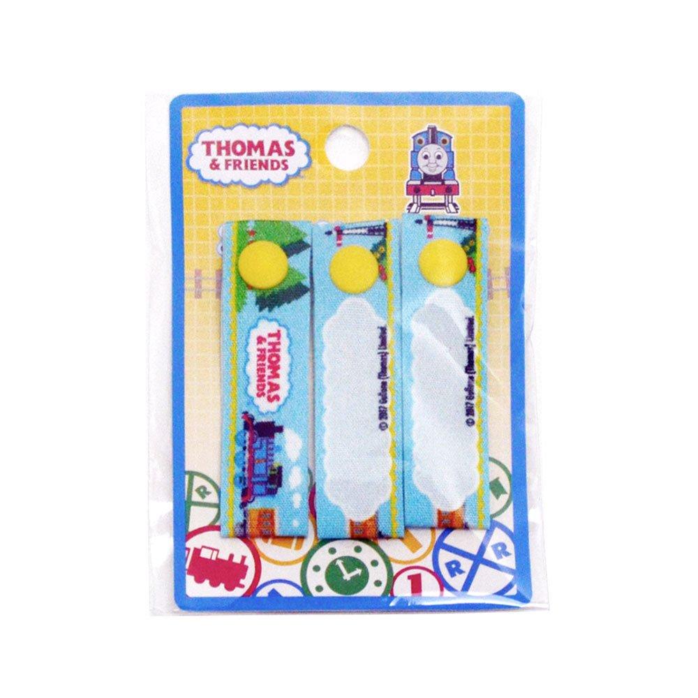 ピングー スナップネームテープ(トーマス) TSN002 TO
