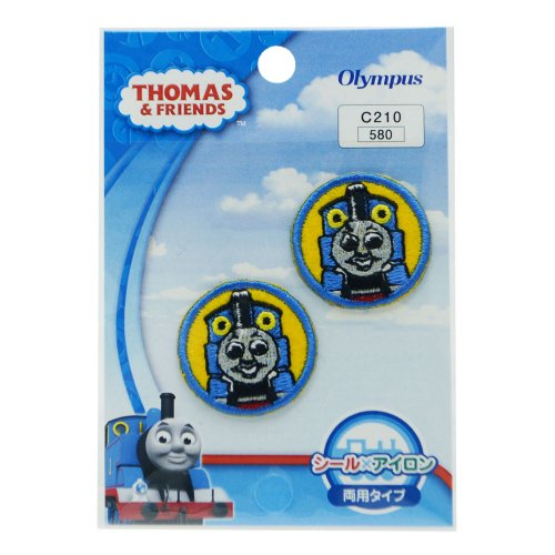 TM C210 トーマスCワッペン TO