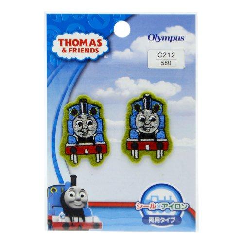 TM C212 トーマスCワッペン TO