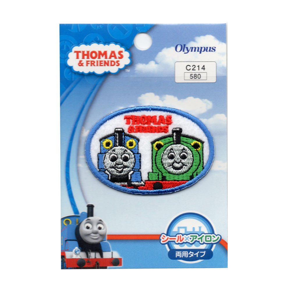 TM C214 トーマスCワッペン TO グッズ