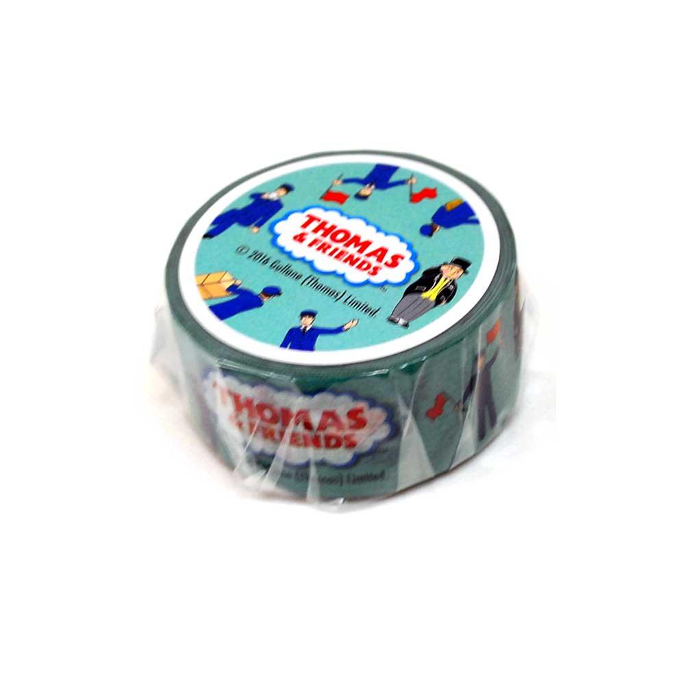 ピングー マスキングテープ(ミントグリーン)KT00004-3 TO