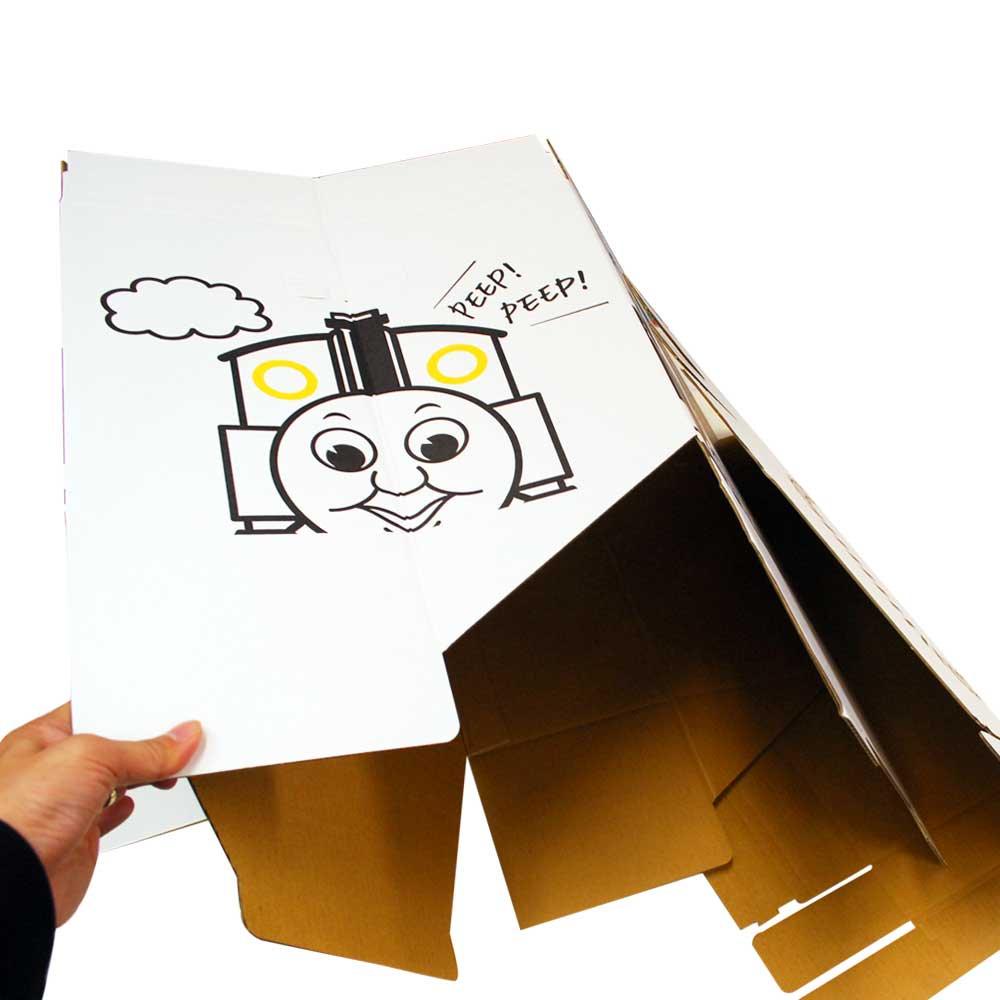 ピングー 【生産終了品】ぬりえもできる収納ボックス KT00005-1 TO