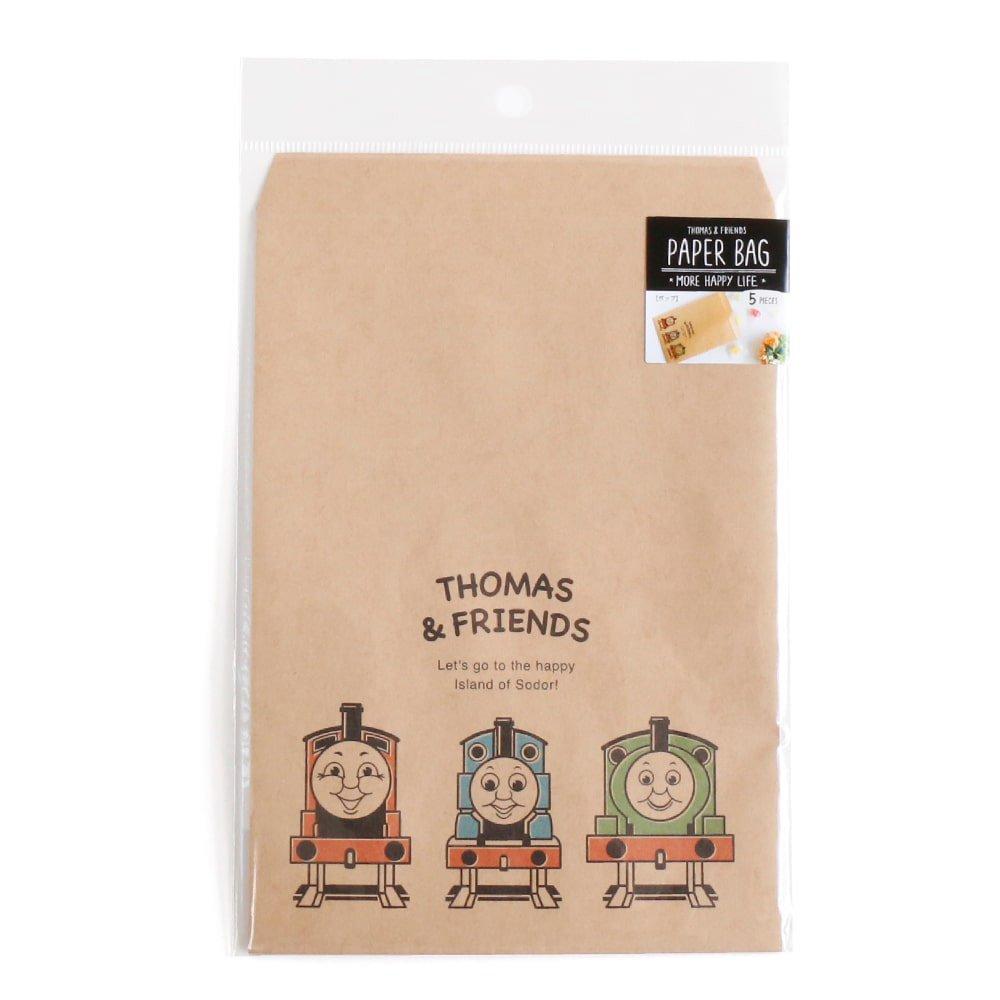 ピングー ペーパーバッグ平袋(ポップ) KT00018-1 TO