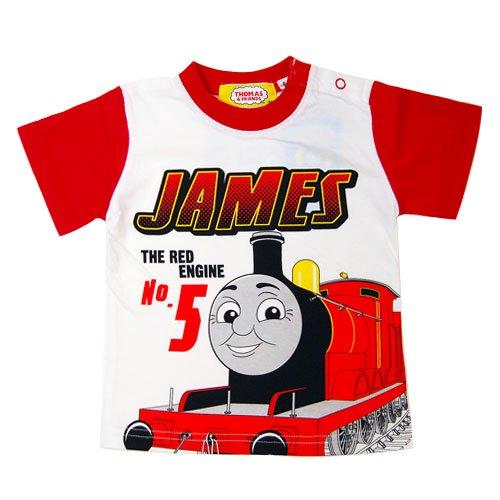 【生産終了品】ビッグフェイスTシャツ(ジェームス/80)88417-12 TO
