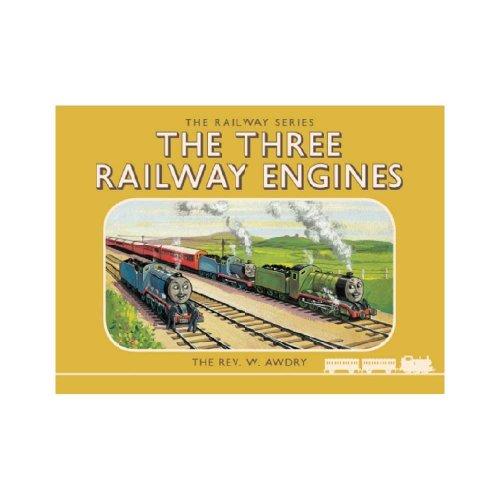 【英語のえほん】The Railway Series Number 1: The Three Railway Engines  TO