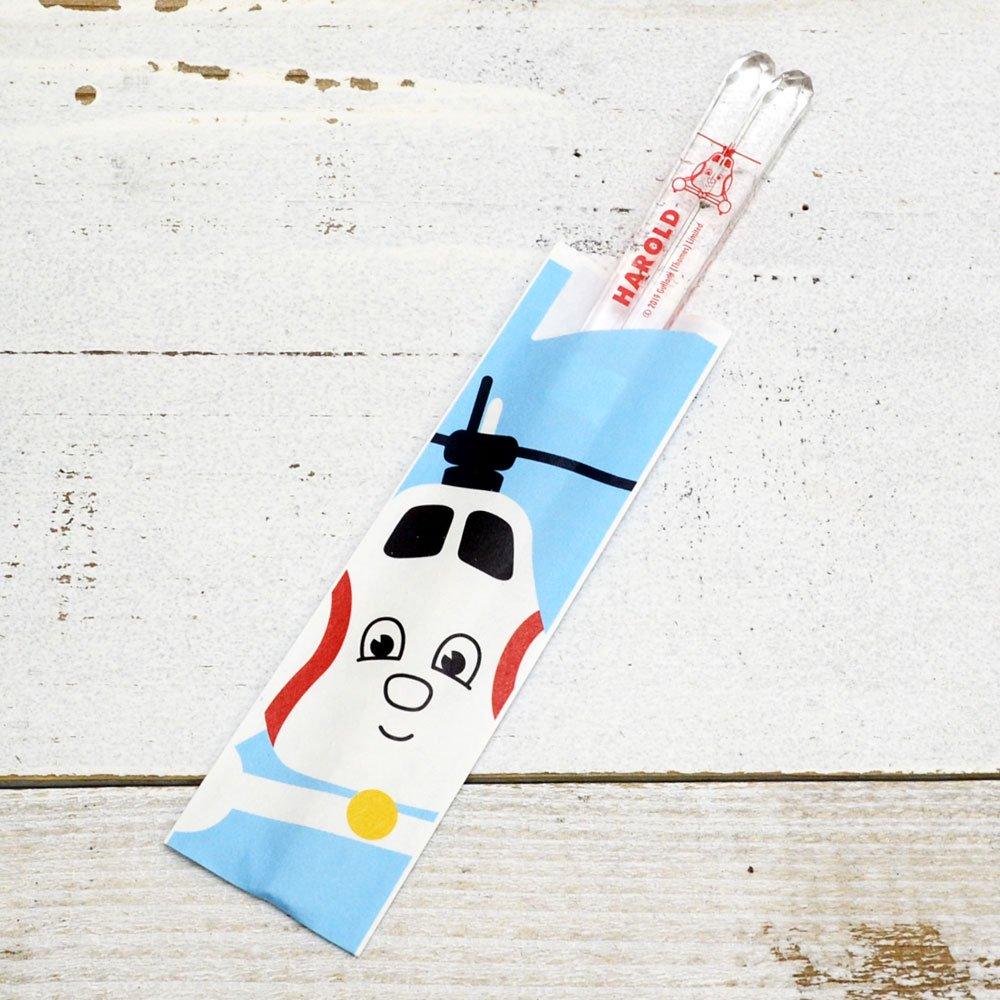 ピングー クリア箸(ハロルド) 491532 TO