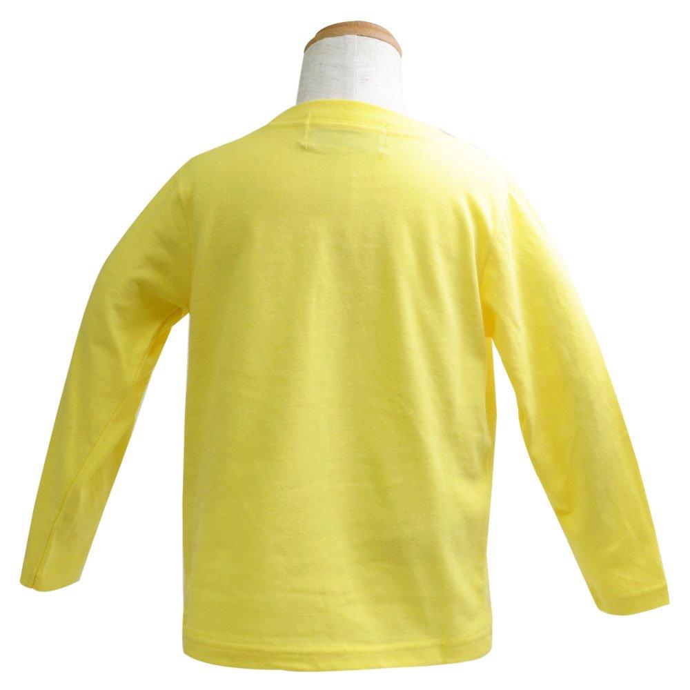 ピングー 長袖Tシャツ(110)イエロー 943TM4011 TO