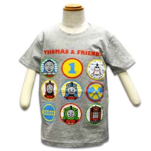 Tシャツ(グレー杢)120 042TM0021 TO