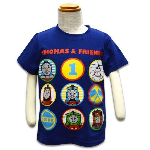 Tシャツ(ネイビー)100 042TM0021 TO